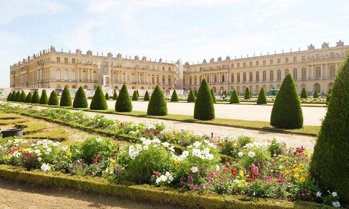 vi besöker versailles – världens största kungliga slott – hello from